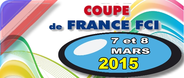 Coupe de France FCI 2015