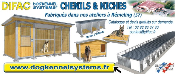 DIFAC Kennel